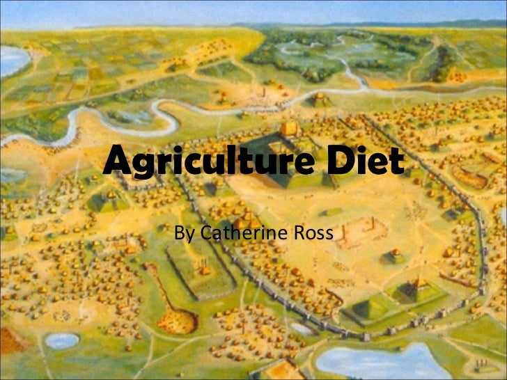 Agriculture Diet By Catherine Ross