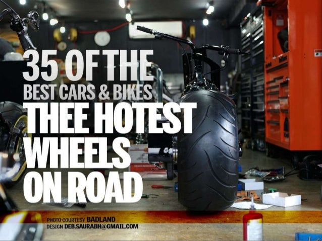 SO YOU LIKE HOTBIKES AND CARS!!!