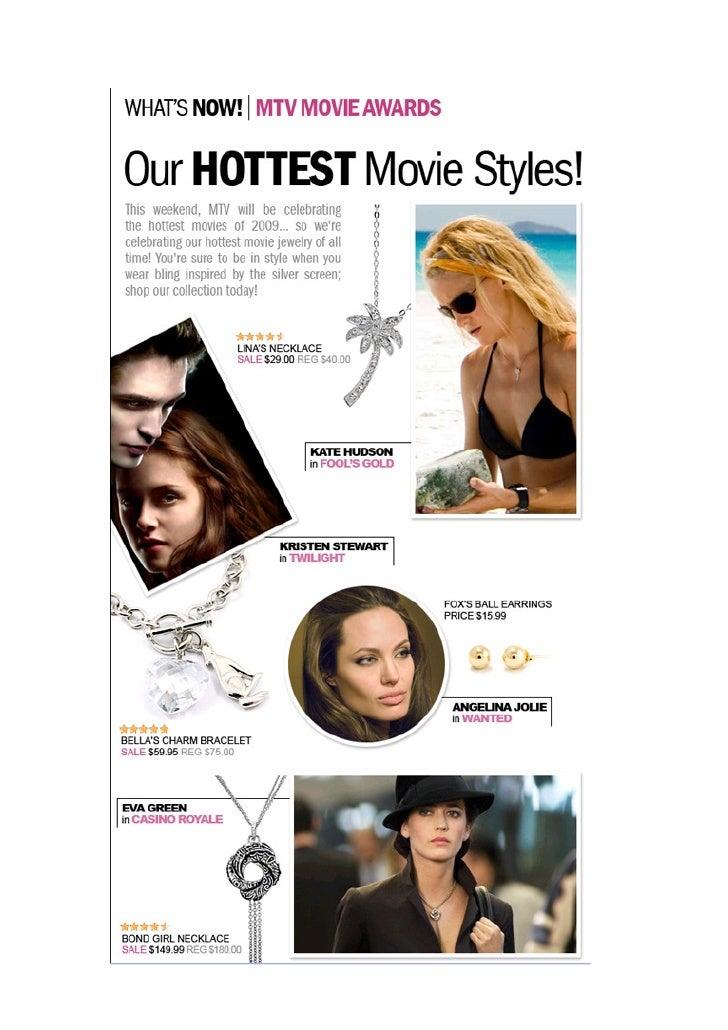 Hottest Movie Jewelry Styles!