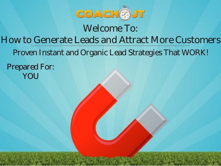 Hot to generate leads via Social Media Marketing for Realtors and Loan Officers