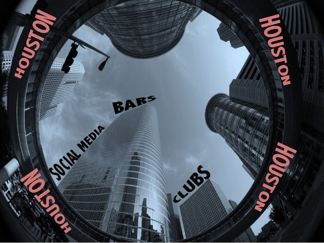 October, 2010 So, what are Bars & Clubs in Houston DOING? on: We know what your competitor just did on Social Media at www...