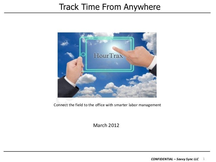 HourTrax 3.20.2012