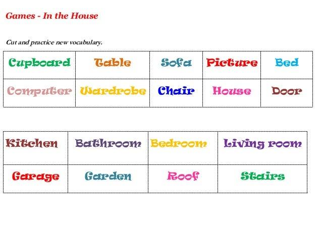 House furniture - sofa - table - wardrobe - game ...