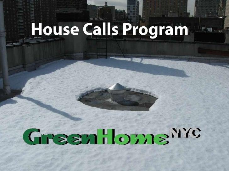 House calls presentation610