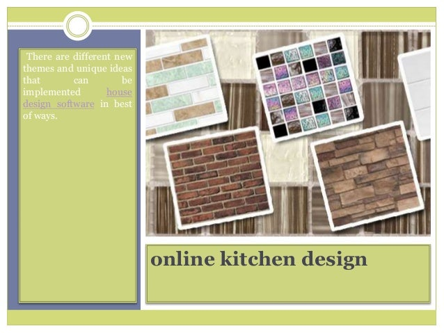 Online Kitchen Home Design Apps