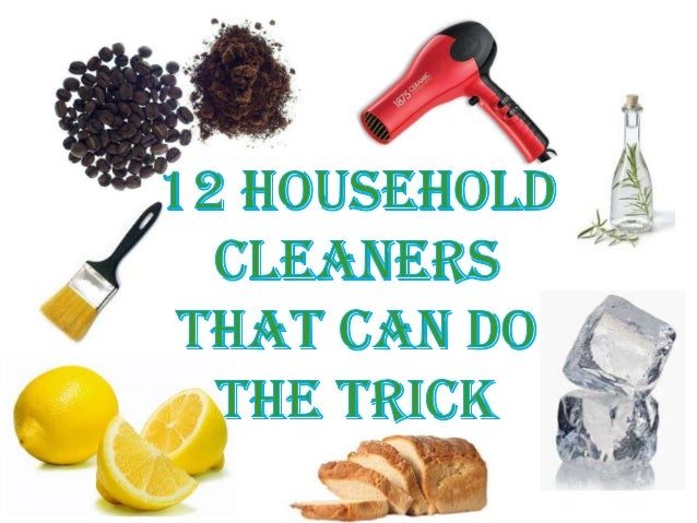 Lemons The acid content in lemon is effective in cleaning dirt and stain. Mix lemon juice with salt for better results. Us...