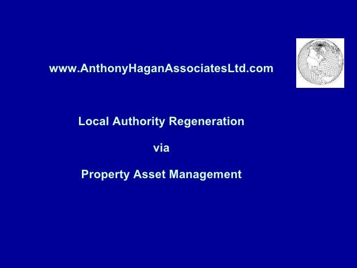 www.AHaganAssociatesLtd.com - Household Energy Efficiency and Carbon Minimisation