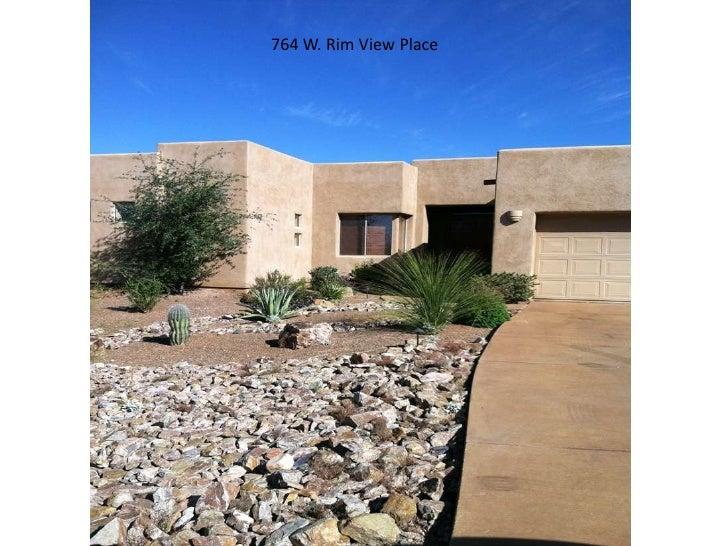 764 W. Rim View Place