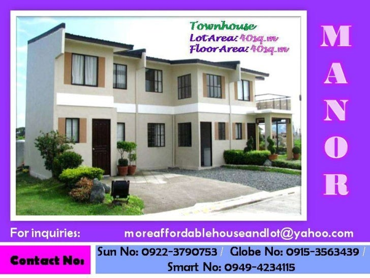 House and Lot for sale (Murang Bahay at Lupa)