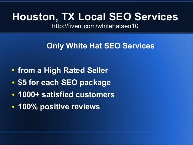 Houston, TX Local SEO Services