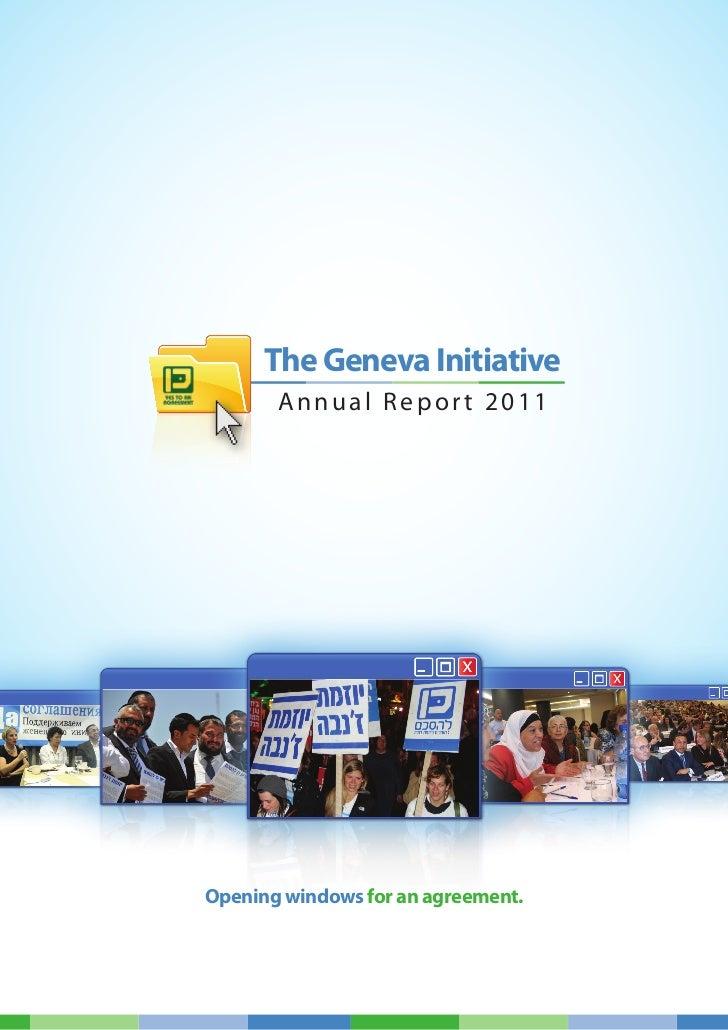 English Annual Report 2011