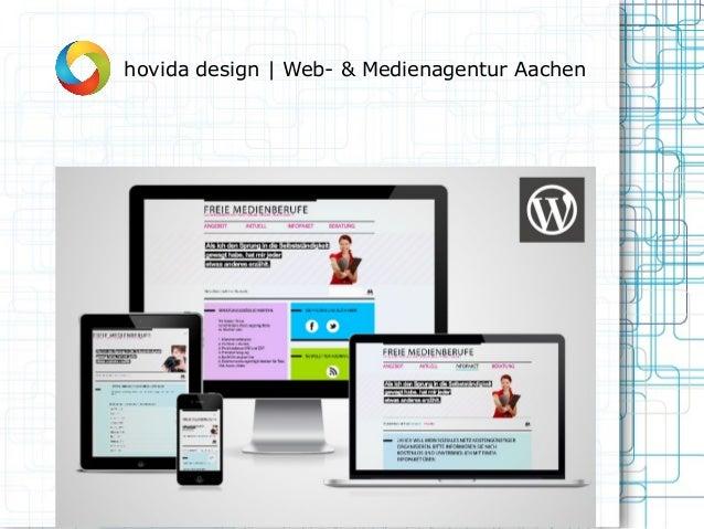 hovida design | Web- & Medienagentur Aachen