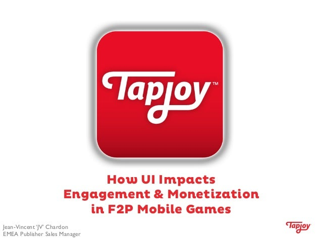 Israeli Game Developemnt Day 2013 - How ui impacts engagement and monetiza…