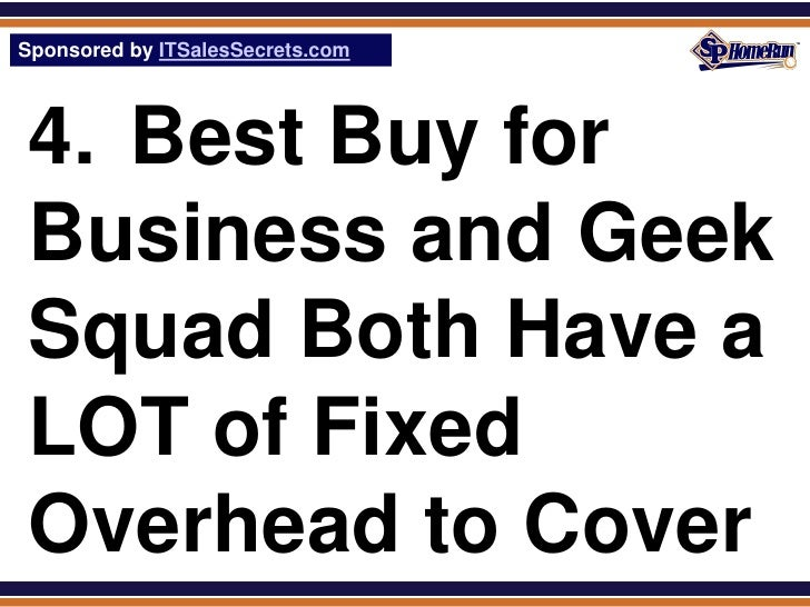 Best buy and sell business