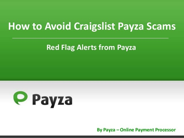 How to Avoid Payza Scam
