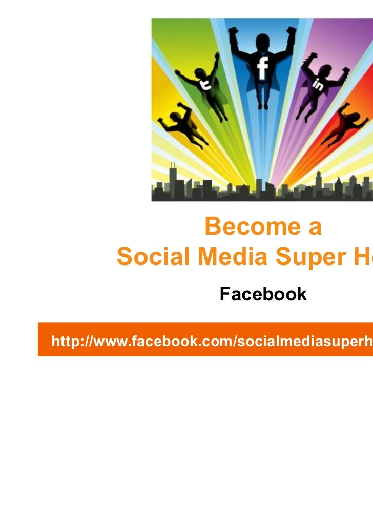 How to-become-a-super-hero-wendy moore-facebook