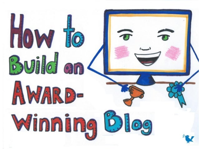 How to Build an Award-Winning Blog (in Just Six Months)