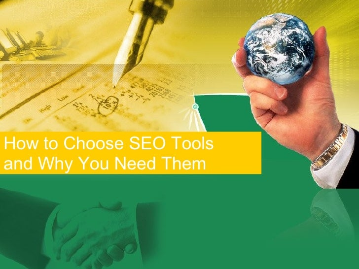 How to Choose SEO Tools and Why You Need Them