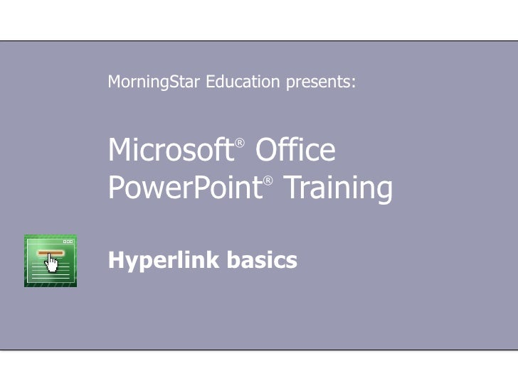 how to create hyperlink in ms word