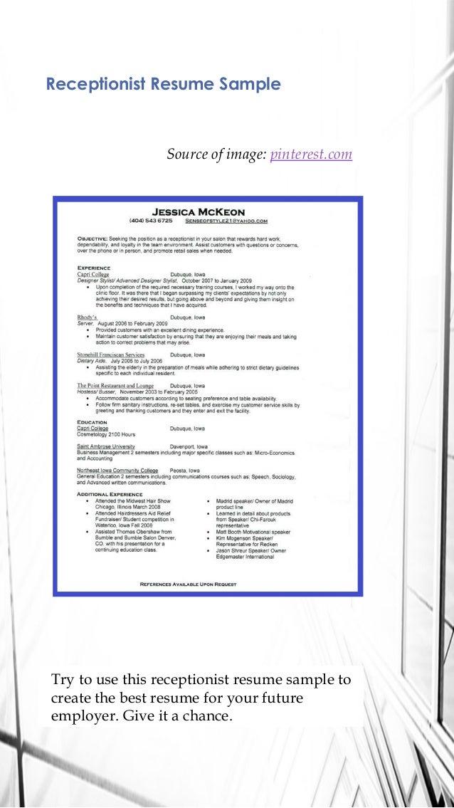 how to create resume best resume sles in 2016