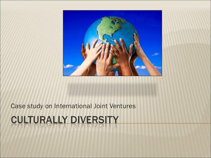 Case study on International Joint Ventures