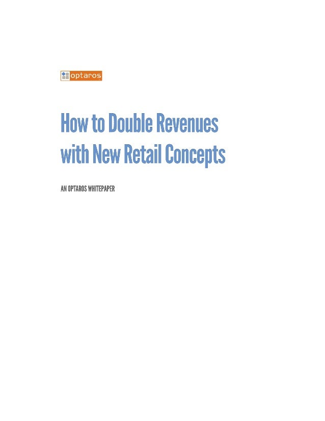 How to Double Online Revenues