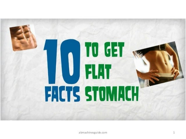 How to Get Flat Stomach & Why Strong Core is Vital