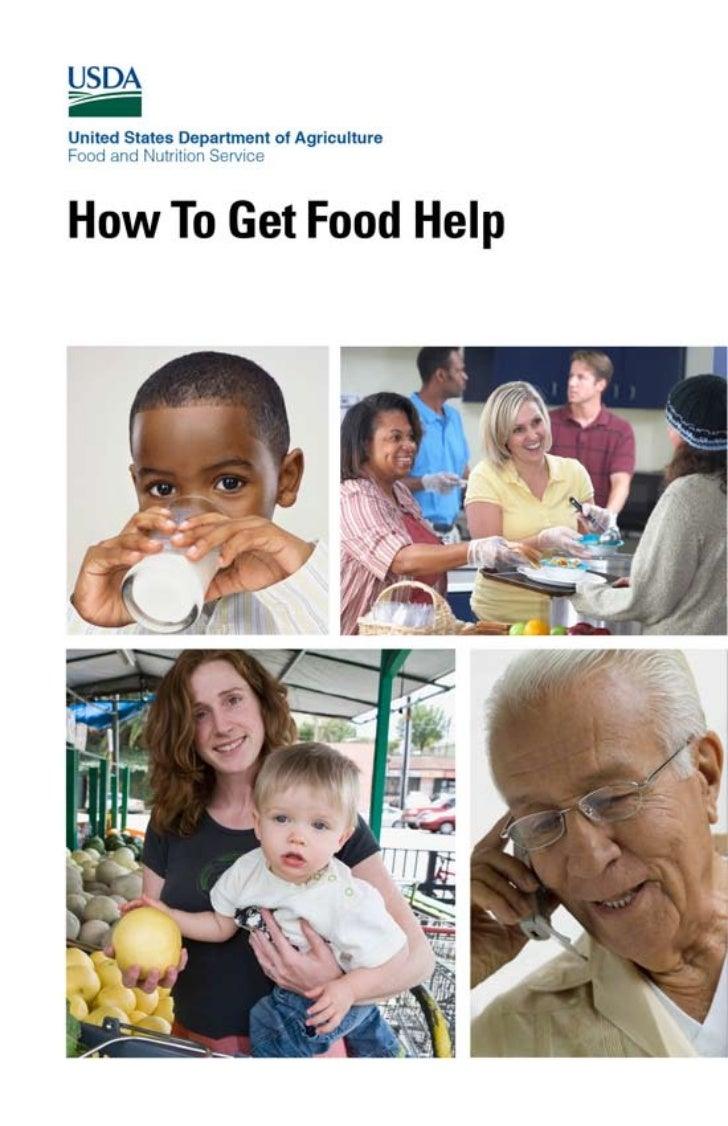 How To Get Food Help                                                 The U.S. Department of Agriculture has many programs ...