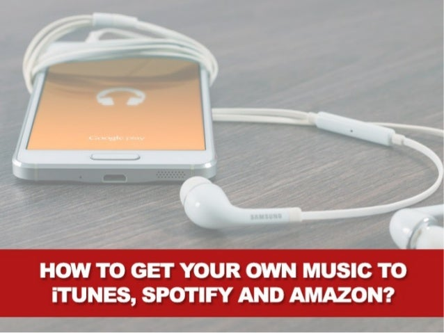 how to add own music to spotify