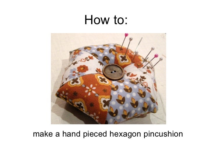 how to make an hexagon