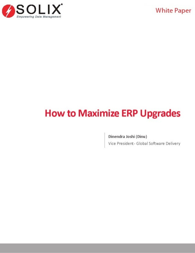 How to-maximize-erp-upgrades