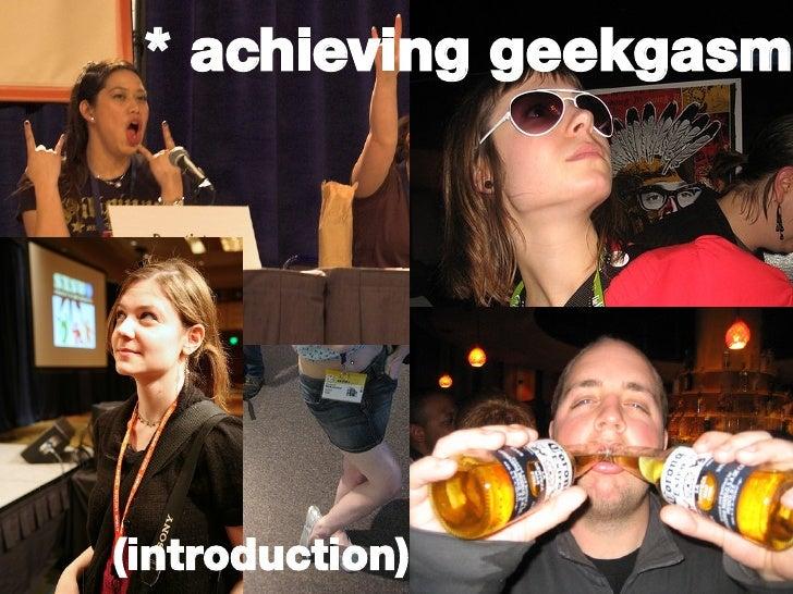 How To Rawk SxSW: Achieving Geekgasm