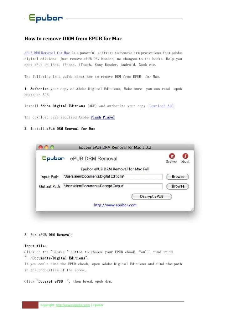 How to-remove-epub-drm-for-mac