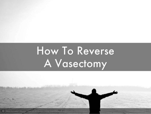 How To-Reverse-A-Vasectomy