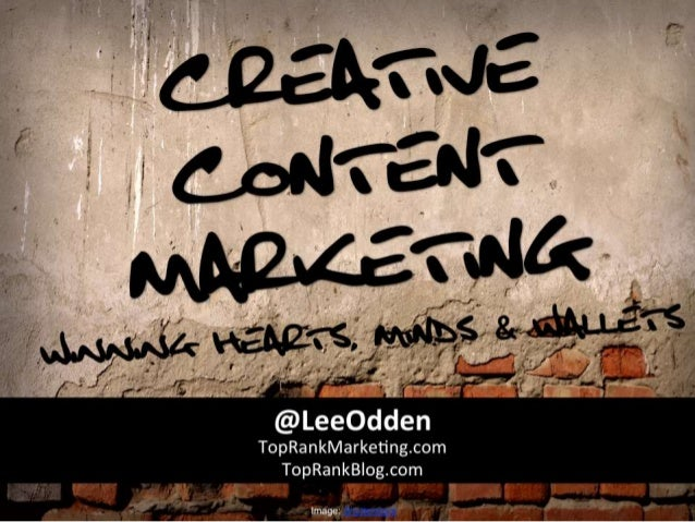 How to Scale Creative Content Marketing
