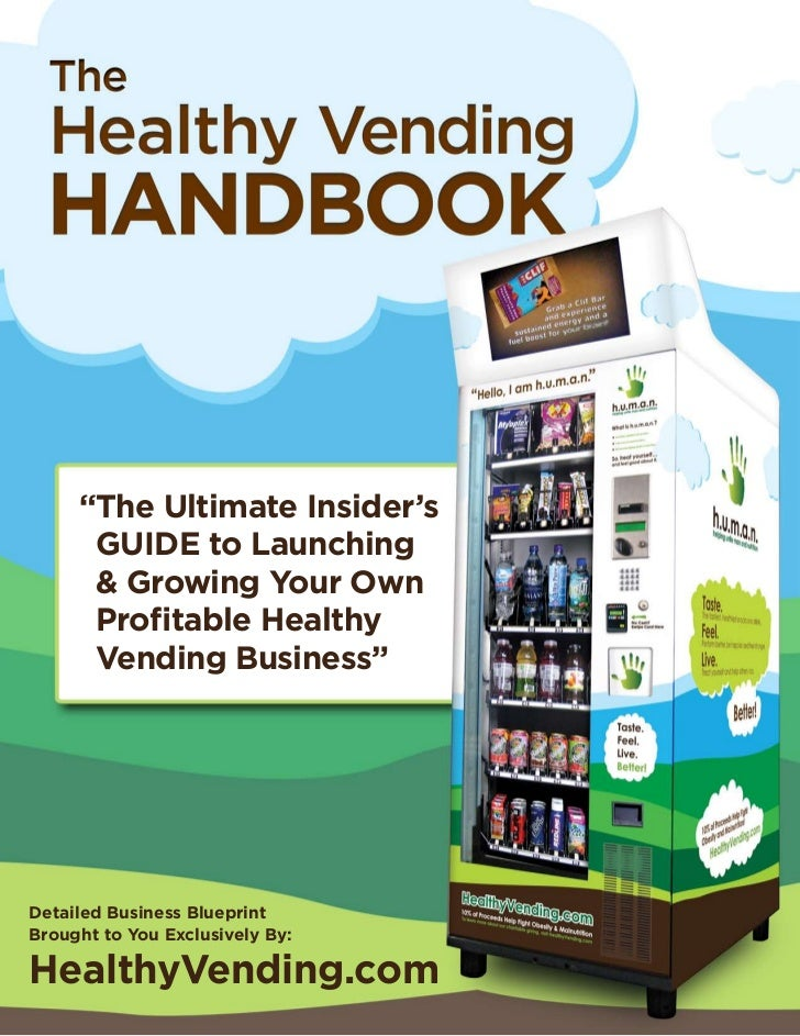 Finally!                              a vending program    that is Healthy,  Innovative &          Highly ProfitableDear F...
