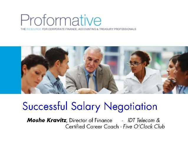 How to Win Your Compensation Negotiation