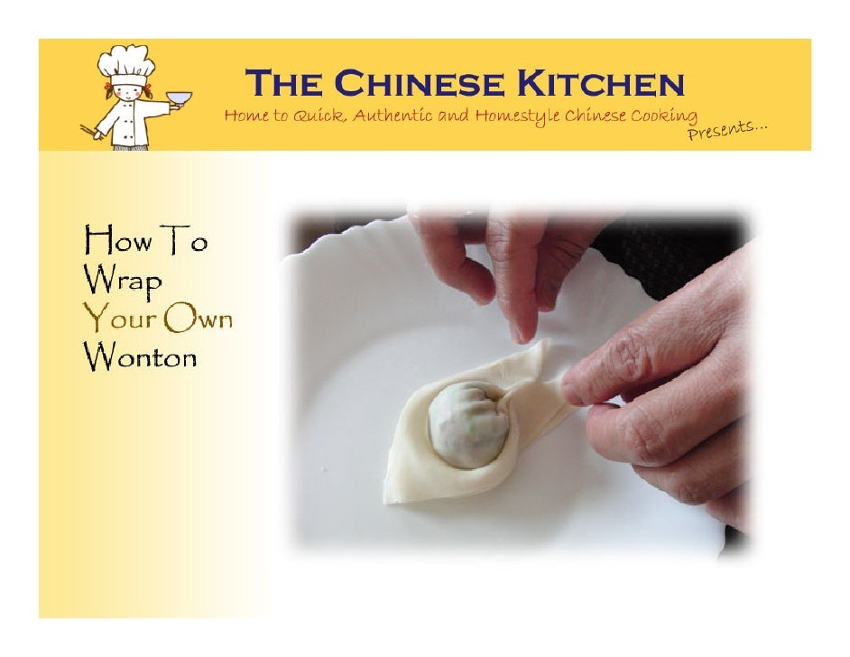 The Recipe.         Ingredients                          Marinade for filling:       • 1 lb wonton wrappings,             ...