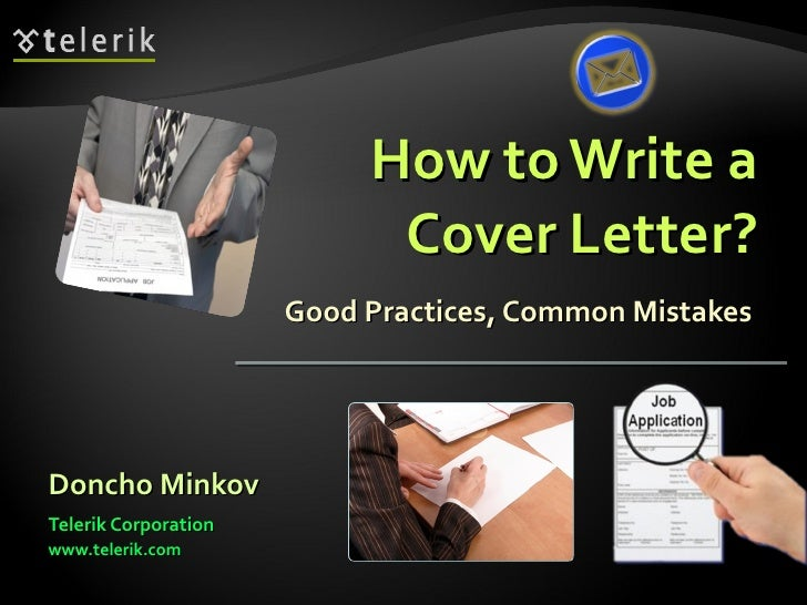 How To Write A Cover