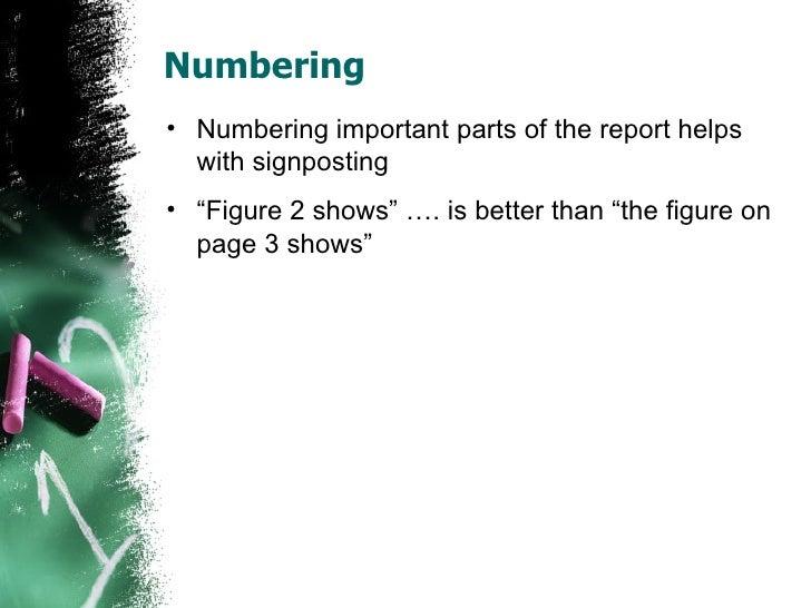 numbering figures in dissertation