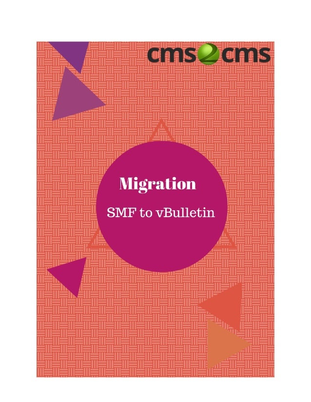 Migrating SMF to vBulletin: Things You Should Know About