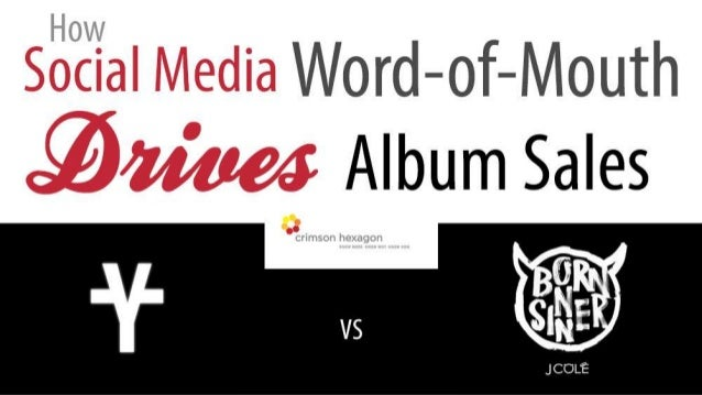 How Word of Mouth Marketing Drives Music Album Sales