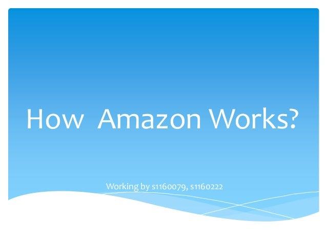 How  amazon works.pdf