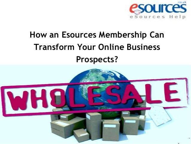How an Esources Membership Can Transform Your Online Business Prospects?