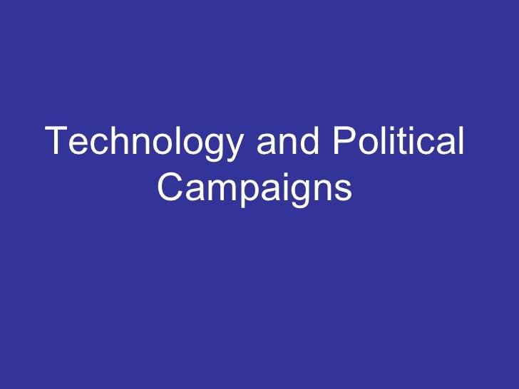 Howard Dean Campaign 2004