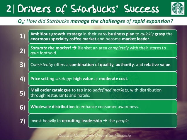 starbucks business proposal A variety of solutions and beloved brands tailored to your business.