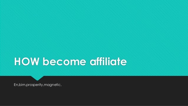 7 way to How become successful in  affiliate internet marketing...