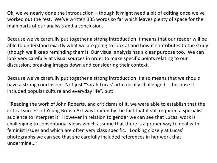 proper essay