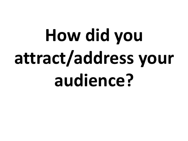 How did you attract