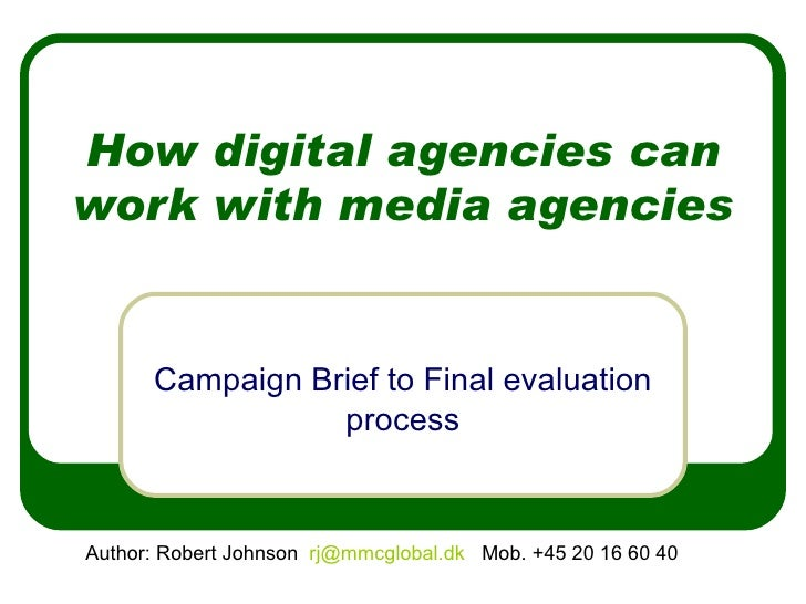 How Digital Agencies Can Work With Media Agencies